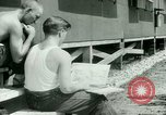 Image of German Prisoner of War United States USA, 1944, second 10 stock footage video 65675021150
