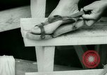 Image of German Prisoner of War United States USA, 1944, second 58 stock footage video 65675021150