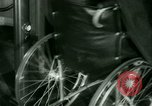 Image of Disabled veterans New York United States USA, 1945, second 22 stock footage video 65675021159