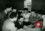 Image of Disabled veterans New York United States USA, 1945, second 33 stock footage video 65675021159