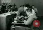 Image of Disabled veterans New York United States USA, 1945, second 36 stock footage video 65675021159