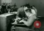 Image of Disabled veterans New York United States USA, 1945, second 37 stock footage video 65675021159