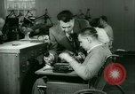 Image of Disabled veterans New York United States USA, 1945, second 38 stock footage video 65675021159