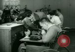Image of Disabled veterans New York United States USA, 1945, second 40 stock footage video 65675021159