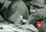 Image of Disabled veterans New York United States USA, 1945, second 43 stock footage video 65675021159