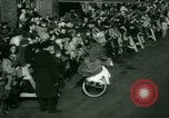 Image of Holiday Parade New York United States USA, 1945, second 27 stock footage video 65675021161