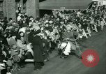 Image of Holiday Parade New York United States USA, 1945, second 28 stock footage video 65675021161