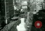 Image of Holiday Parade New York United States USA, 1945, second 40 stock footage video 65675021161