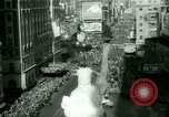 Image of Holiday Parade New York United States USA, 1945, second 41 stock footage video 65675021161