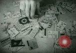 Image of German Generals imprisoned Germany, 1945, second 53 stock footage video 65675021162