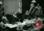 Image of General Yamashita trial Manila Philippines, 1945, second 36 stock footage video 65675021164
