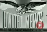Image of American Bomber aircraft strike Berlin United Kingdom, 1944, second 4 stock footage video 65675021165