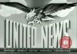 Image of American Bomber aircraft strike Berlin United Kingdom, 1944, second 5 stock footage video 65675021165