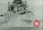 Image of American Bomber aircraft strike Berlin United Kingdom, 1944, second 25 stock footage video 65675021165