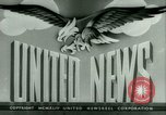 Image of American Bomber aircraft strike Berlin United Kingdom, 1944, second 28 stock footage video 65675021165