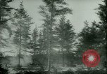 Image of German prisoners work in snow Northern United States USA, 1944, second 16 stock footage video 65675021169