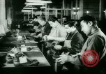 Image of German prisoners work in snow Northern United States USA, 1944, second 37 stock footage video 65675021169
