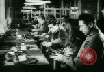 Image of German prisoners work in snow Northern United States USA, 1944, second 38 stock footage video 65675021169