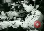 Image of German prisoners work in snow Northern United States USA, 1944, second 40 stock footage video 65675021169
