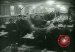 Image of German prisoners work in snow Northern United States USA, 1944, second 44 stock footage video 65675021169