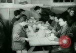 Image of German prisoners work in snow Northern United States USA, 1944, second 46 stock footage video 65675021169