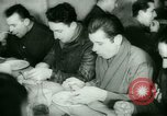 Image of German prisoners work in snow Northern United States USA, 1944, second 47 stock footage video 65675021169