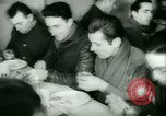 Image of German prisoners work in snow Northern United States USA, 1944, second 49 stock footage video 65675021169
