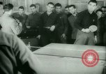 Image of German prisoners work in snow Northern United States USA, 1944, second 56 stock footage video 65675021169