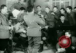 Image of German prisoners work in snow Northern United States USA, 1944, second 61 stock footage video 65675021169