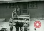 Image of German Prisoners of War in America United States USA, 1944, second 3 stock footage video 65675021172