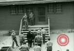 Image of German Prisoners of War in America United States USA, 1944, second 4 stock footage video 65675021172