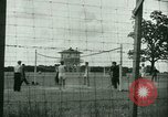 Image of German and Italian POWs play sports United States USA, 1944, second 3 stock footage video 65675021177