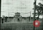 Image of German and Italian POWs play sports United States USA, 1944, second 10 stock footage video 65675021177