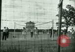 Image of German and Italian POWs play sports United States USA, 1944, second 11 stock footage video 65675021177