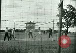 Image of German and Italian POWs play sports United States USA, 1944, second 13 stock footage video 65675021177