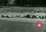 Image of German and Italian POWs play sports United States USA, 1944, second 30 stock footage video 65675021177