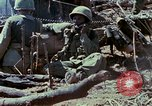 Image of Assault of hill South Vietnam, 1967, second 26 stock footage video 65675021191