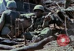 Image of Assault of hill South Vietnam, 1967, second 28 stock footage video 65675021191