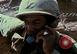 Image of Assault of hill South Vietnam, 1967, second 31 stock footage video 65675021191