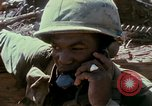 Image of Assault of hill South Vietnam, 1967, second 33 stock footage video 65675021191