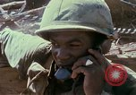 Image of Assault of hill South Vietnam, 1967, second 34 stock footage video 65675021191