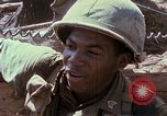 Image of Assault of hill South Vietnam, 1967, second 39 stock footage video 65675021191