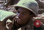 Image of Assault of hill South Vietnam, 1967, second 41 stock footage video 65675021191