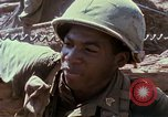 Image of Assault of hill South Vietnam, 1967, second 42 stock footage video 65675021191