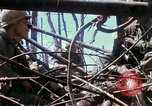 Image of Assault of hill South Vietnam, 1967, second 49 stock footage video 65675021191