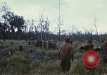 Image of 11th Armored Cavalry Regiment base camp South Vietnam, 1967, second 24 stock footage video 65675021194