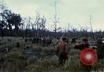 Image of 11th Armored Cavalry Regiment base camp South Vietnam, 1967, second 25 stock footage video 65675021194
