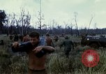 Image of 11th Armored Cavalry Regiment base camp South Vietnam, 1967, second 28 stock footage video 65675021194