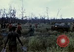 Image of 11th Armored Cavalry Regiment base camp South Vietnam, 1967, second 30 stock footage video 65675021194