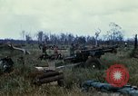 Image of 11th Armored Cavalry Regiment base camp South Vietnam, 1967, second 37 stock footage video 65675021194